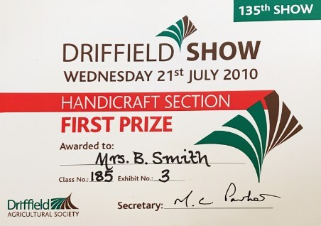 Driff Show First Prize