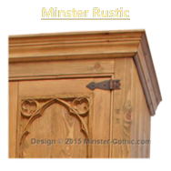 Minster Rustic Style